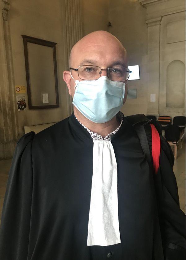 L'avocat Benjamin Chauveaux représente des victimes s'étant constitué partie civile.