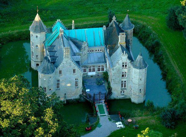 Le château de Steene