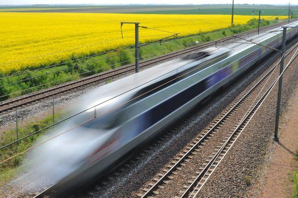 TGV mettra 1h56 entre Nantes et Paris à compter du 2 juillet 2017