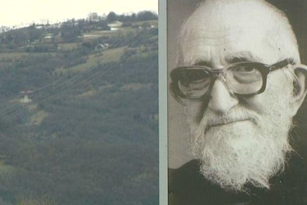 Le message de l'abbé Pierre célébré au pied d'un Vercors où il a été résistant