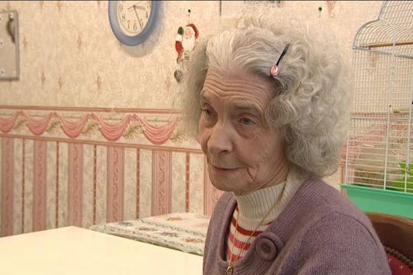 Thérèse, 77 ans
