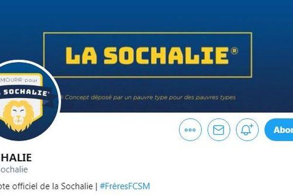 """La Sochalie, une """"nation"""" de supporters sur les réseaux sociaux"""