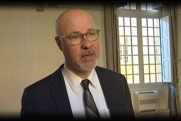 Alexandre Gallese, adjoint au maire d'Aix-en-Provence, en charge de l'urbanisme