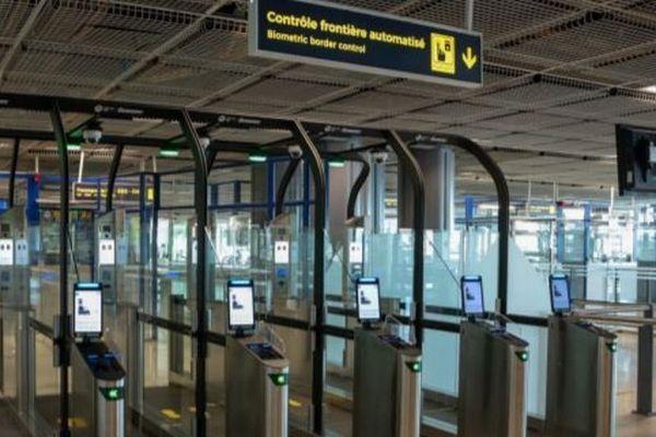 Les passagers du Terminal 1 passeront désormais par les SAS de reconnaissance faciale.