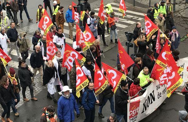 Les syndicats plus que jamais déterminés contre la réforme des retraites ce 12 décembre à Rennes