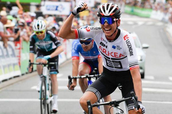 Warren Barguil s'impose au sprint dans le championnat de France de cyclisme sur route - 30 juin 2019