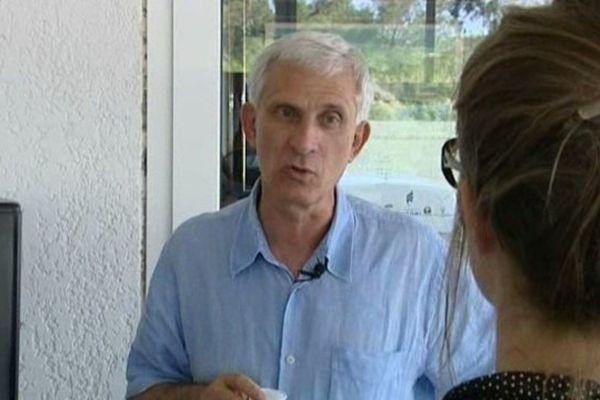 Jean-Marc Ettori, président du Tours FC