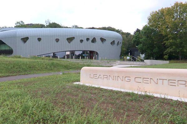 Le learning center, sur le campus mulhousien, a ouvert ses portes et est opérationnel en ce jour de rentrée.