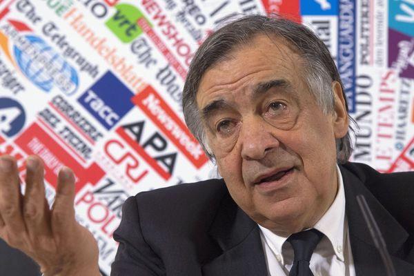 Leoluca Orlando - nouveau président du festival Cinémed de Montpellier - archives