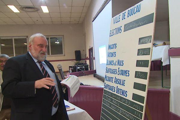 Francis Gonzales et 11 colistiers sont malades du coronavirus. Lors de la soirée électorale du 15 mars, le maire, candidat à sa succession, était en mairie pour donner les résultats.
