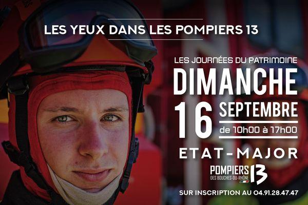 pompiers des Bouches-du-Rhône