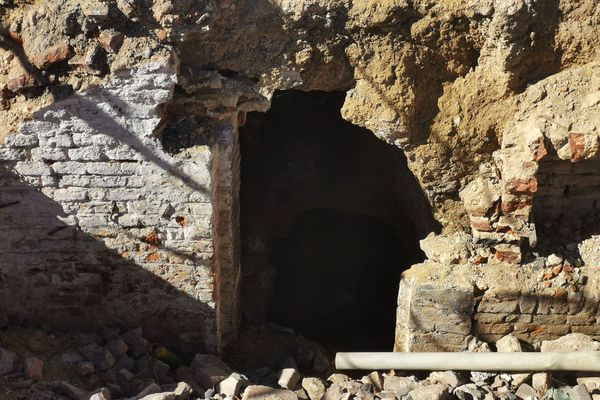 Bouchain : des souterrains datant de l'occupation espagnole ont été découverts lors de travaux dans la commune