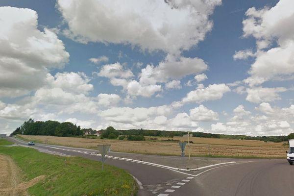 Le futur contournement Est de Vesoul devrait faire 10 km