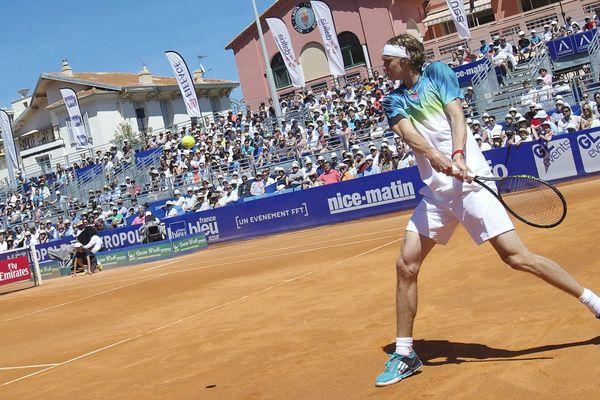Dominic Thiem, avait dominé cette année Alexander Zverev en finale.