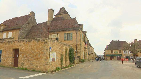 Domme fait partie des plus beaux villages de France depuis la création de ce label