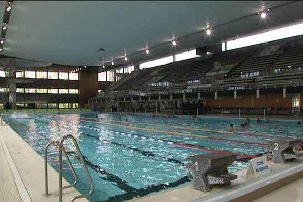 La piscine de Schiltigheim
