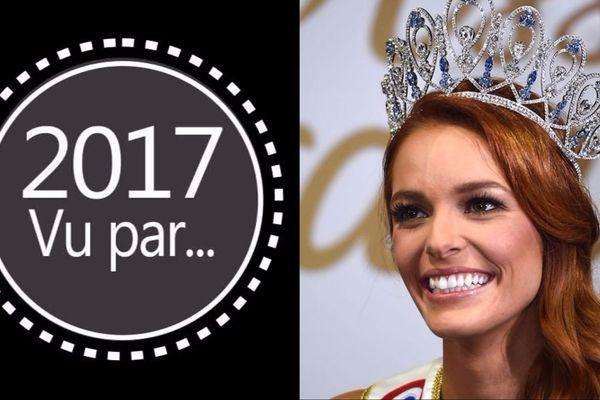 Rétro 2017 : l'année vue par Maëva Coucke, Miss France 2018