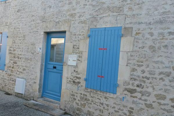La maison de Nieul-sur-Mer (17) où a eu lieu l'intoxication de la famille
