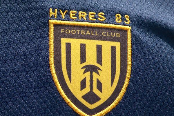 Hyères 83 Football Club, le nouveau maillot de Mourad Boudjellal.