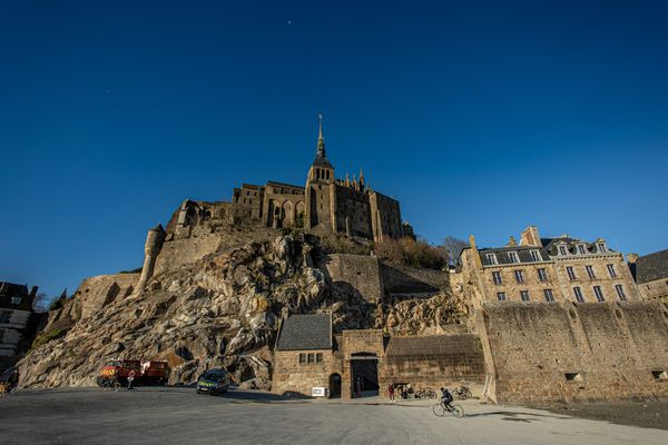 Mont Saint Michel : revoir le concert electro de Eelke Van Kleijn