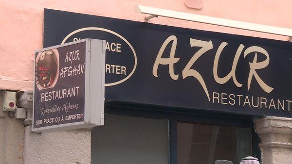Le restaurant géré par Shapour, situé à la Croix-Rousse (Lyon 4e)