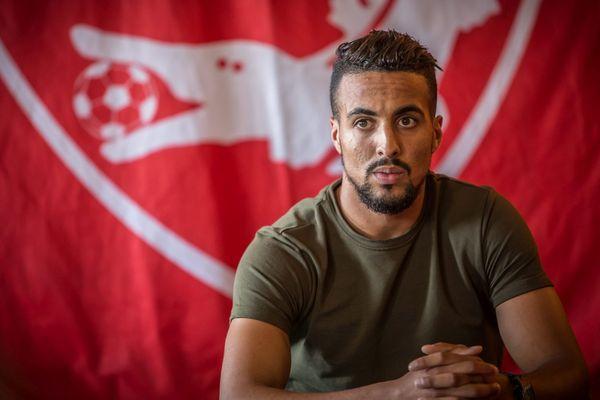Rachid Alioui, meilleur buteur du championnat, est de retour dans l'effectif des Crocos pour affronter Niort ce soir aux Costières.