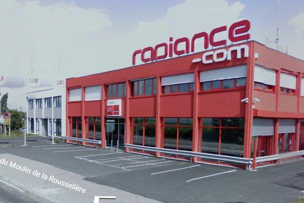 L'entreprise SFR Radiance à Saint-Herblain a été victime d'un cambriolage de téléphones portables, le préjudice est estimé à 50 000 euros