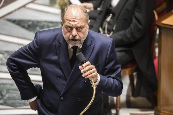 Eric Dupond-Moretti a répondu à Jean-Félix Acquaviva sur le dossier Fijait.