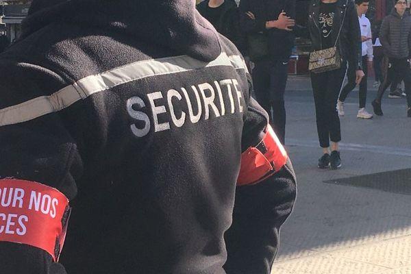 134 vigiles ont protégé commerçants et clients lors de la manifestation des gilets jaunes ce samedi - 16 février 2019