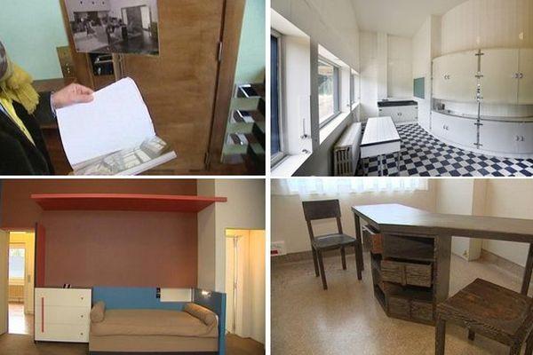 La villa Cavrois complète la collection de meuble signée Robert Mallet-Stevens en achetant des pièces à travers le monde. Dernière acquisition en date : un bureau d'enfant.