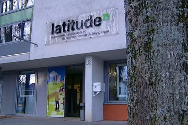 Latitude 21 est la maison de l'architecture et de l'environnement du Grand Dijon