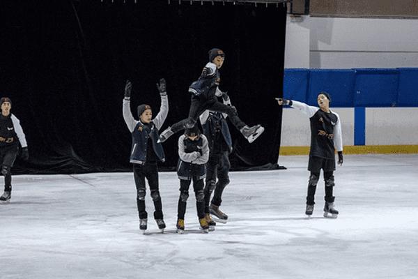 La Team 23 sera au spectacle d'Holiday on Ice, du 3 au 13 mars 2016, au Zénith de Paris.