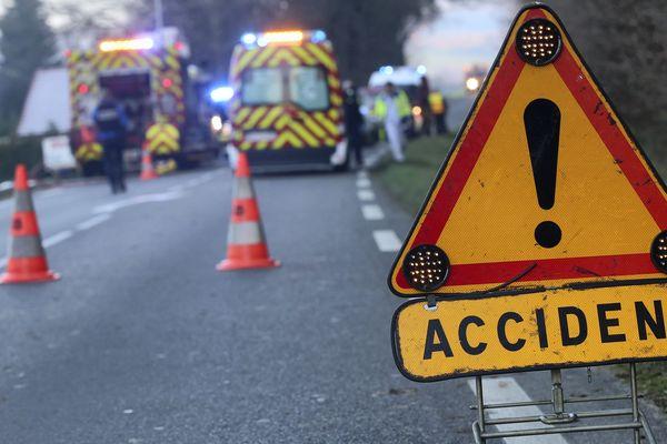 Dans l'Indre-et-Loire, une conductrice a précipité sa voiture dans la rivière - Photo d'illustration