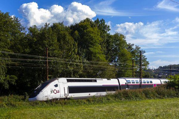 Aucun voyageur n'a été blessé dans la collision entre un TGV et un sanglier survenue dans le Haut-Rhin le 20 septembre au matin. La motrice n'a pas eu de dégâts.