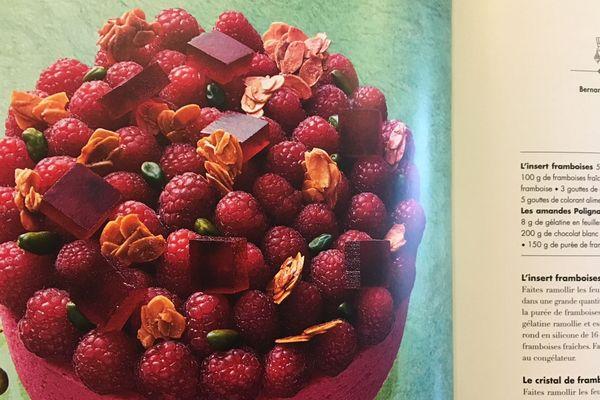 Le framboisier est l'une des 2 recettes proposées par Bernard Besse