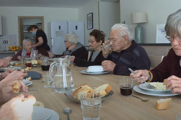 Une colocation Ages et Vie avait déjà vu le jour dans le Jura en 2020.