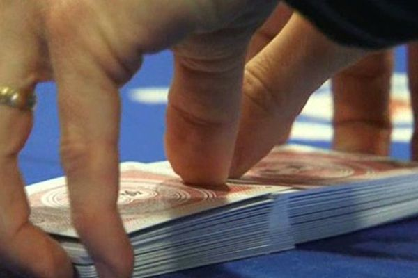 Les joueurs de poker à Montpellier