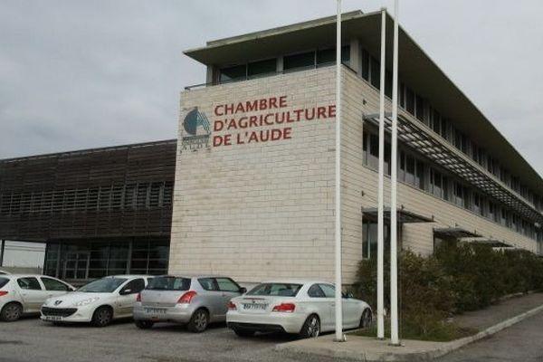 Carcassonne - Chambre d'agriculture de l'Aude - 2013