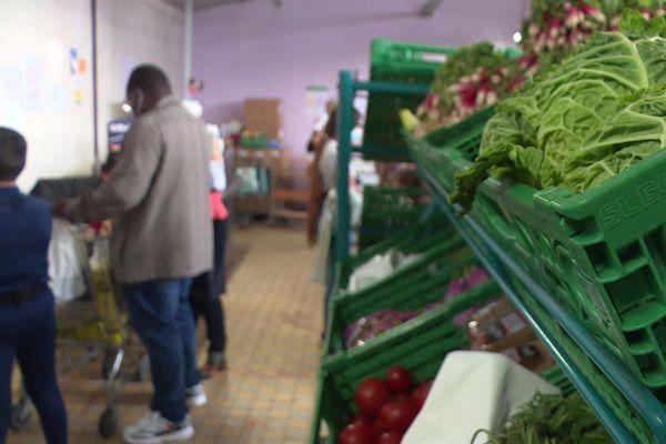 La banque alimentaire va devoir fournir 10.000 bénéficiaires de plus cette année.