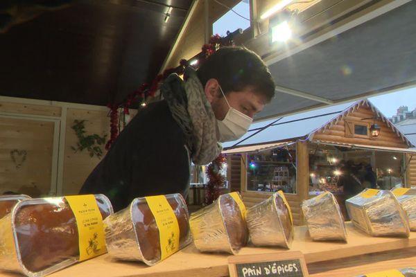 Bilan positif pour le marché de Noël de Limoges