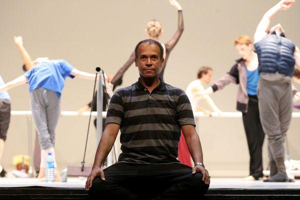 Eric Vu-An dirige le Ballet Nice Méditerranée depuis 2009.