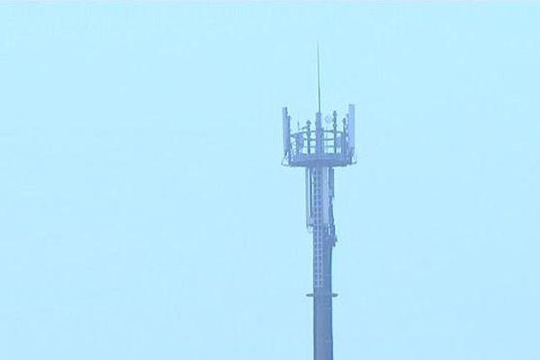 La justice demande le démontage de cette antenne relais 4G.