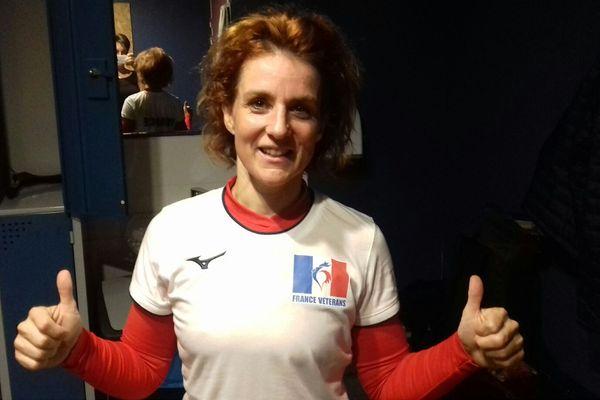Laëtitia Coupeau, une sportive accomplie