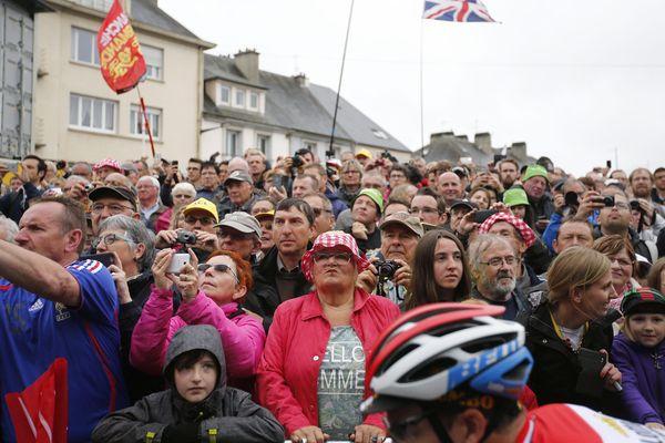 Départ du Tour de France à Saint-Lô, dimanche 3 juillet