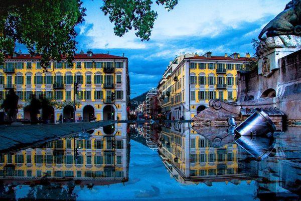 . La ville est classée depuis ce 27 juillet au Patrimoine mondial de l'Unesco. La place Garibaldi est dans le périmètre.