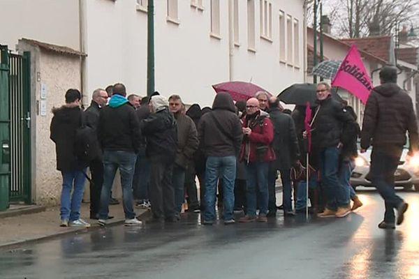 Un premier rassemblement en soutien à Ibtissam Bouchaara a déjà été organisé fin janvier.