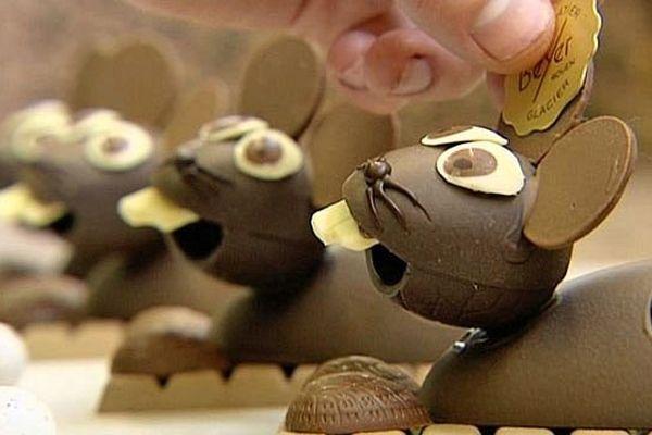 Une création d'un artisan chocolatier normand (archives)