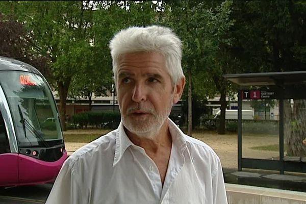André Gervais, le Monsieur Tram de Dijon Métropole