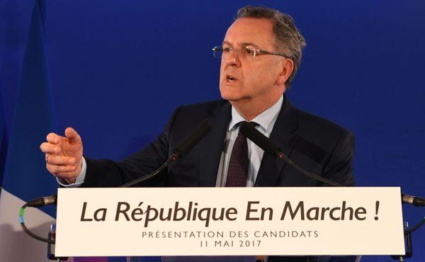 Richard Ferrand, secrétaire général de La République En Marche!
