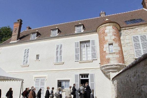 La Maison Cocteau de Milly-la-Forêt, où l'artiste a vécu les 17 dernières années de sa vie, est désormais la propriété de la région Île-de-France. (illustration)